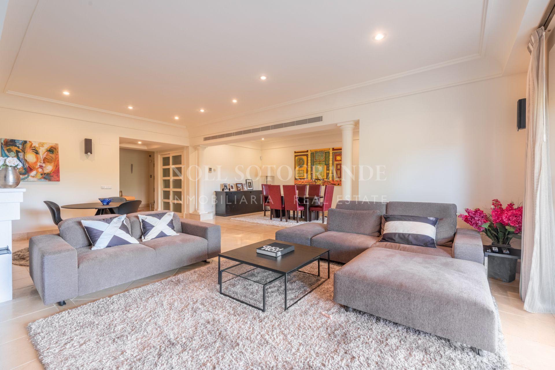 Sotogrande, Valgrande - Apartamento de 3 dormitorios en venta