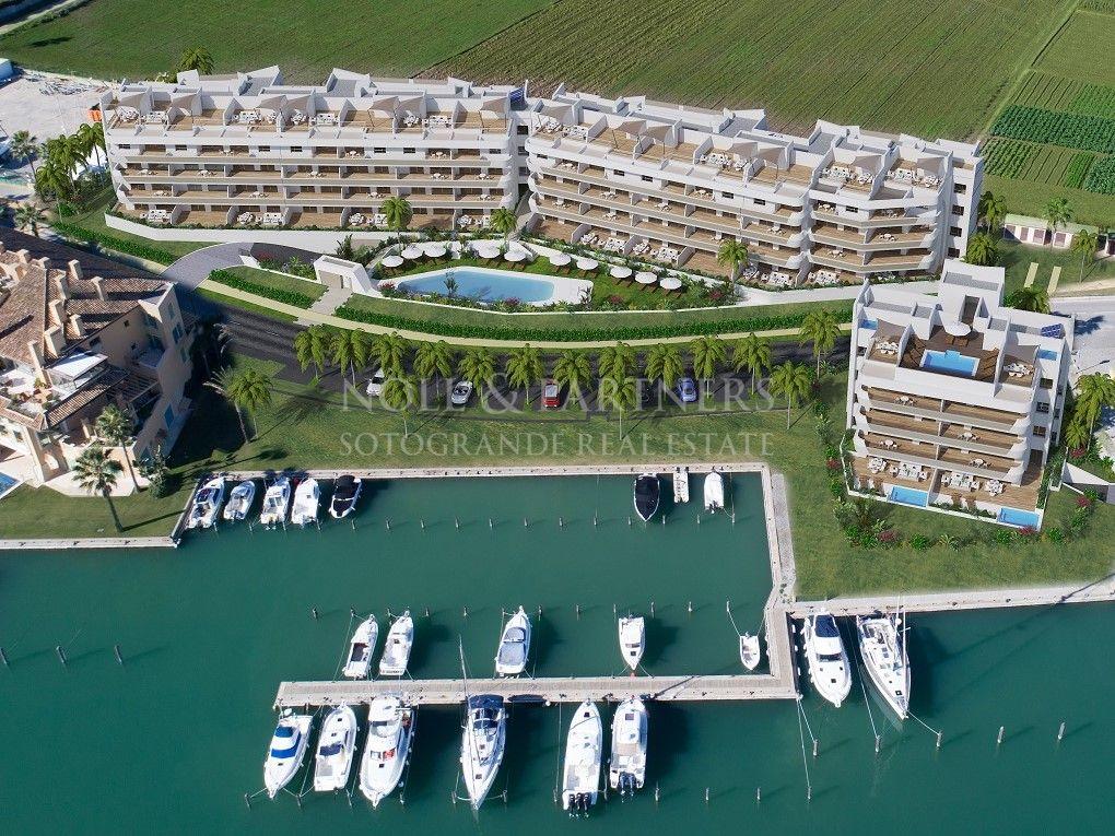 Apartamento sobre plan en venta -Marina Sotogrande