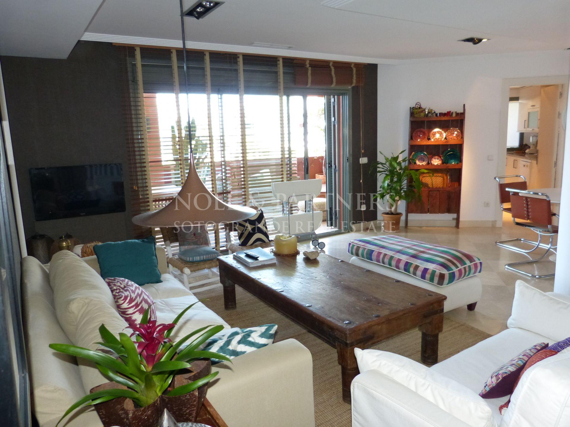 Isla Tortuga Sotogrande Marina, Apartment for sale
