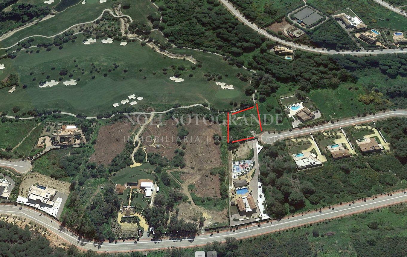 Prächtiges Baugrundstück in La Reserva de Sotogrande