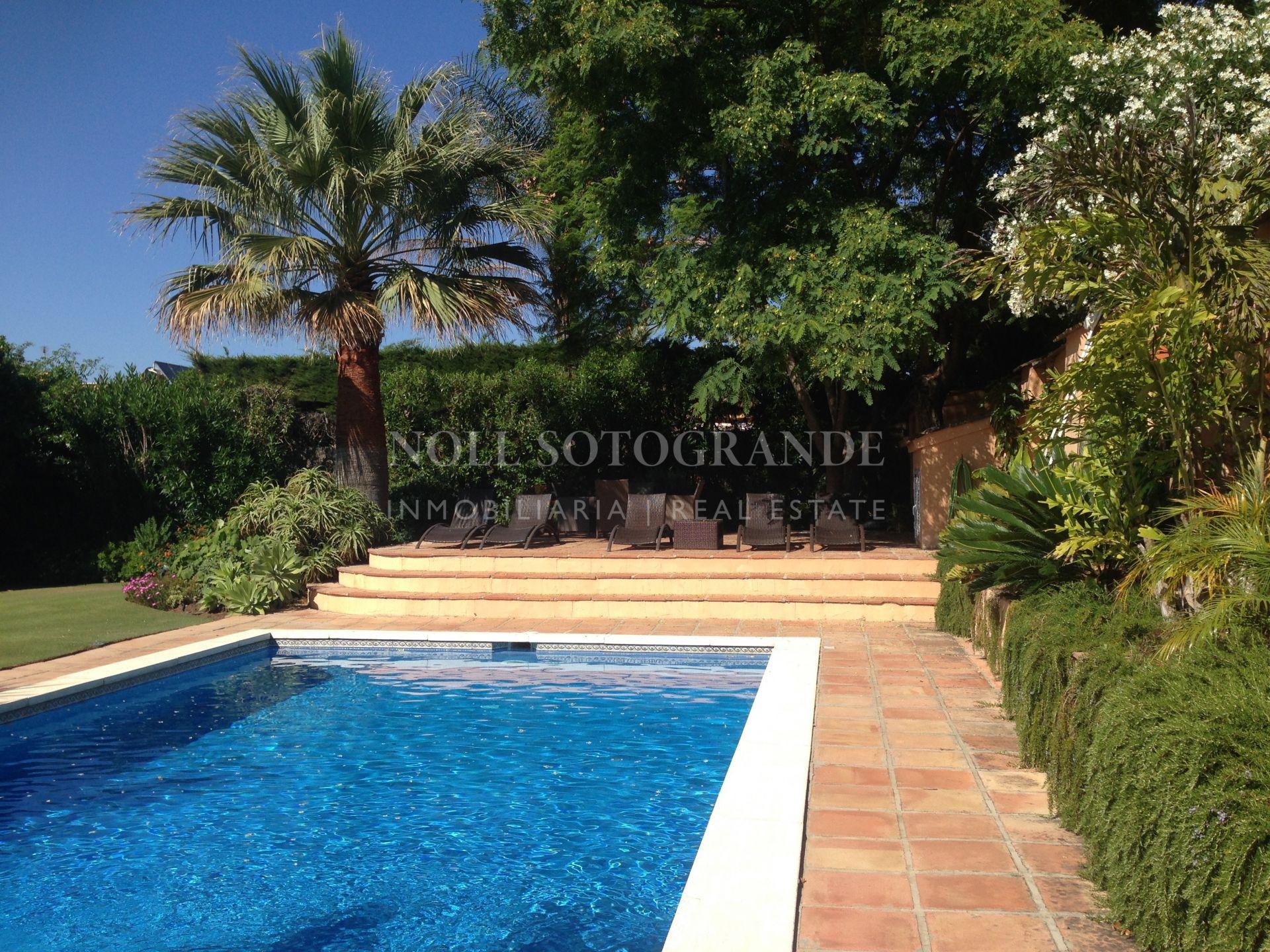 Sotogrande Costa, perfect holiday villa