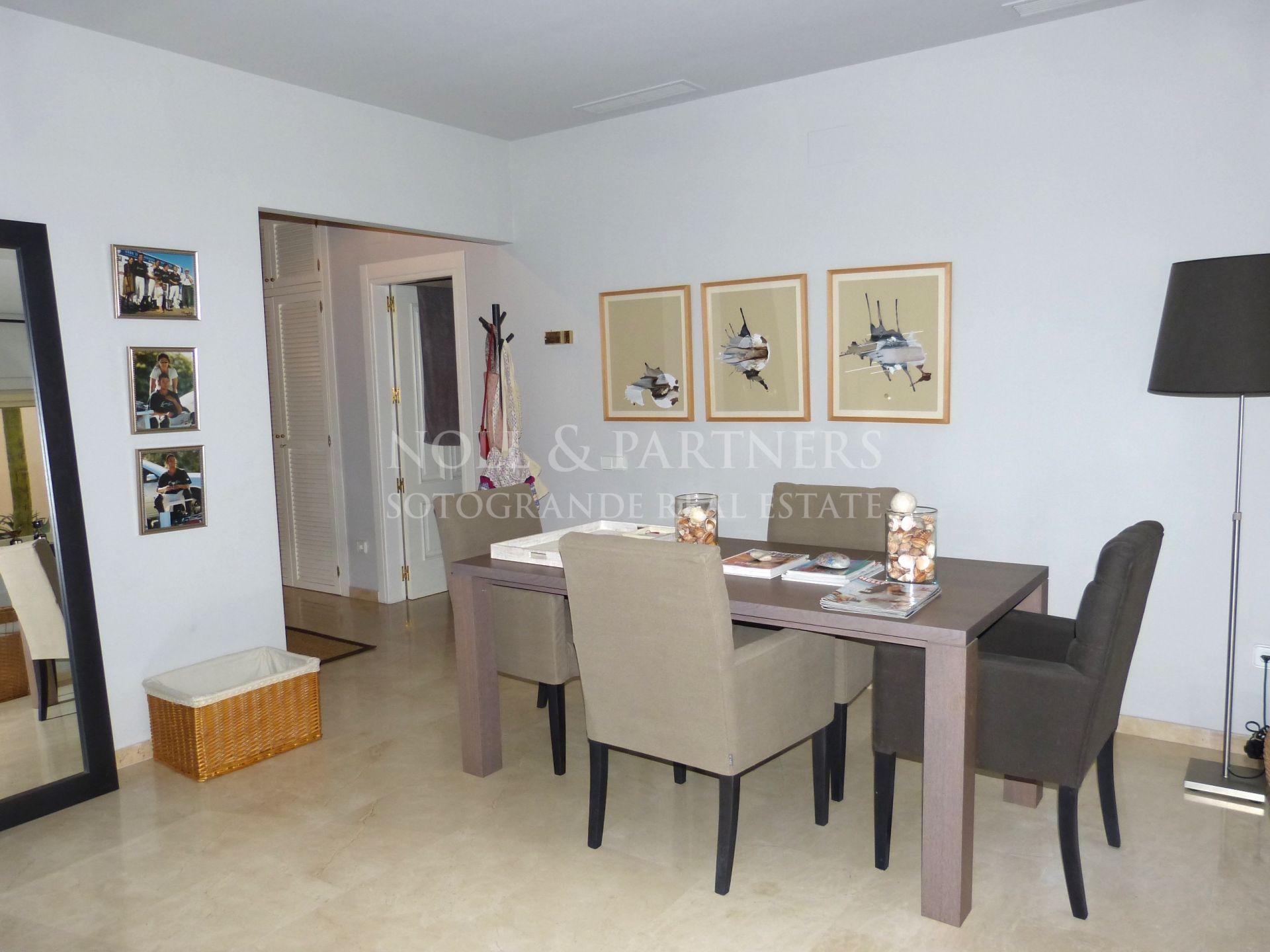 Sotogrande beach apartment Block 10