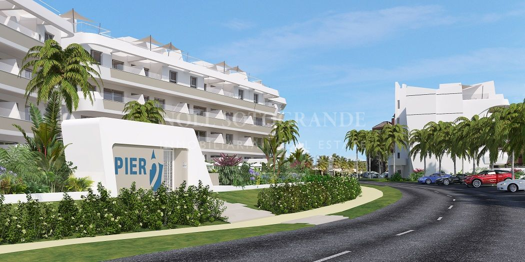Off-plan Penthouses and Apartments for sale Sotogrande Marina