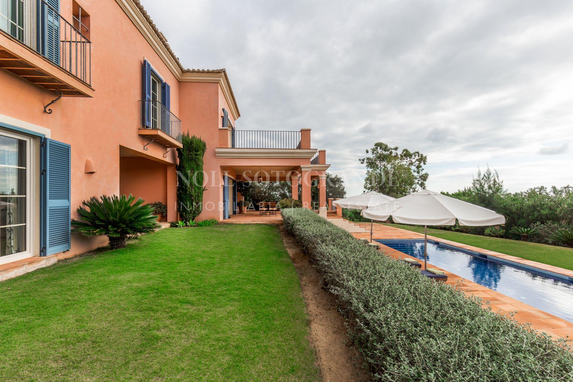 Family home for sale in Sotogrande Alto near school