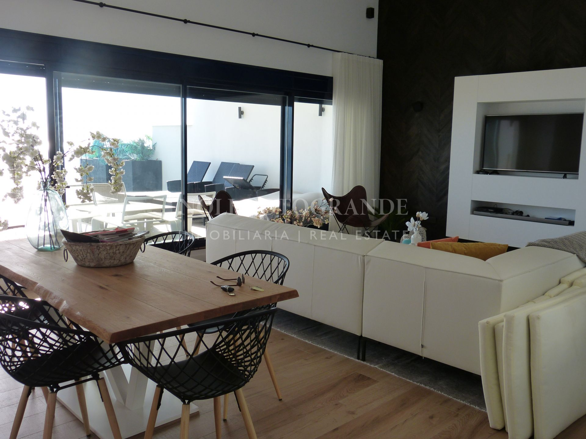 Alcaidesa The Links Penthouse with magnificent views for sale