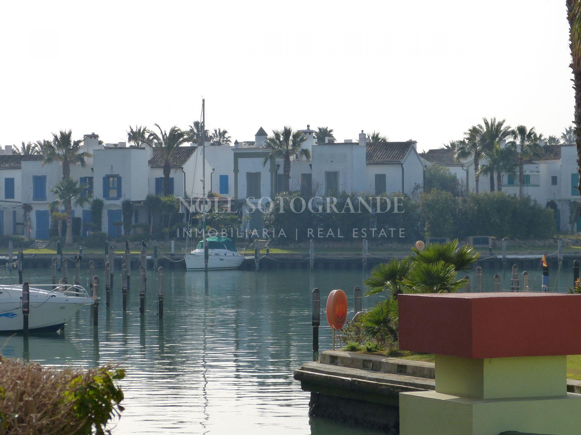 Splendid duplex penthouse Marina Sotogrande Isla Tortuga