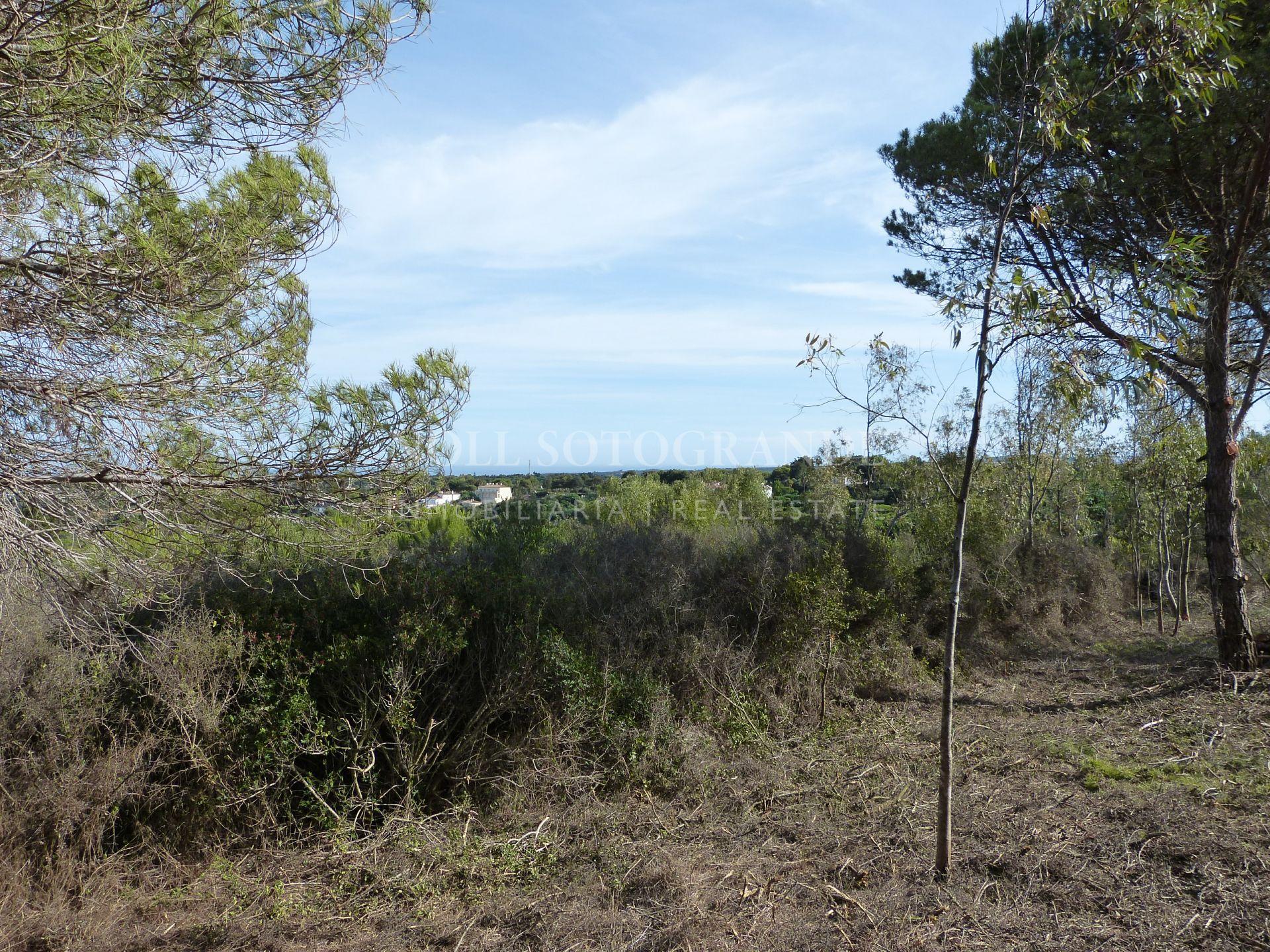 La Reserva de Sotogrande, flat building Plot for sale