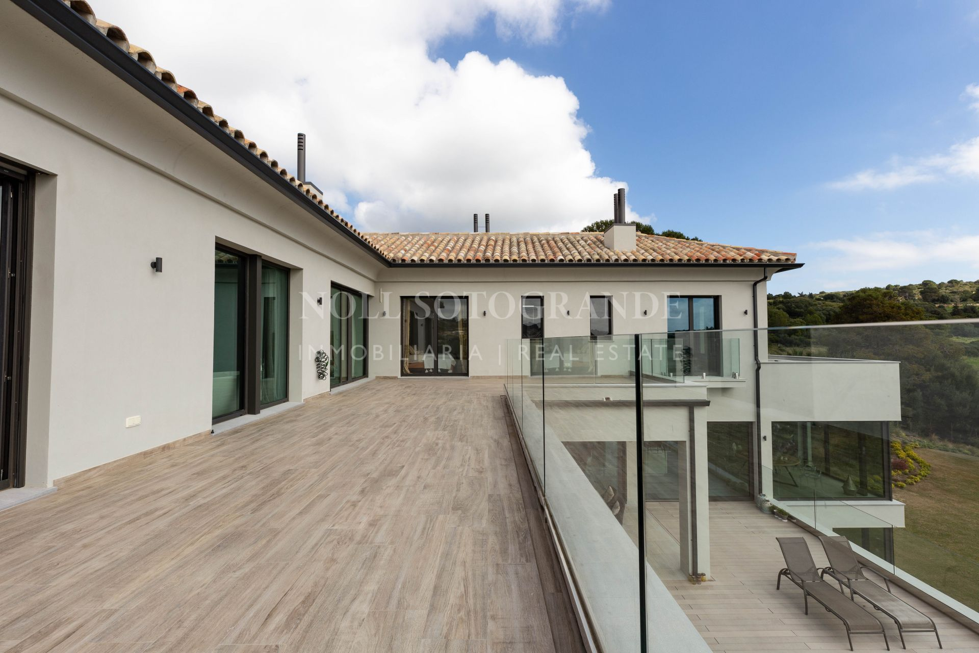 Sotogrande, La Reserva de Sotogrande, New family villa for sale.
