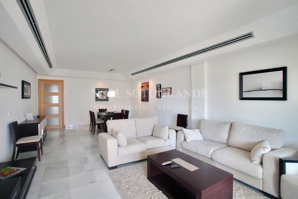 First floor apartment for rent El Polo Sotogrande