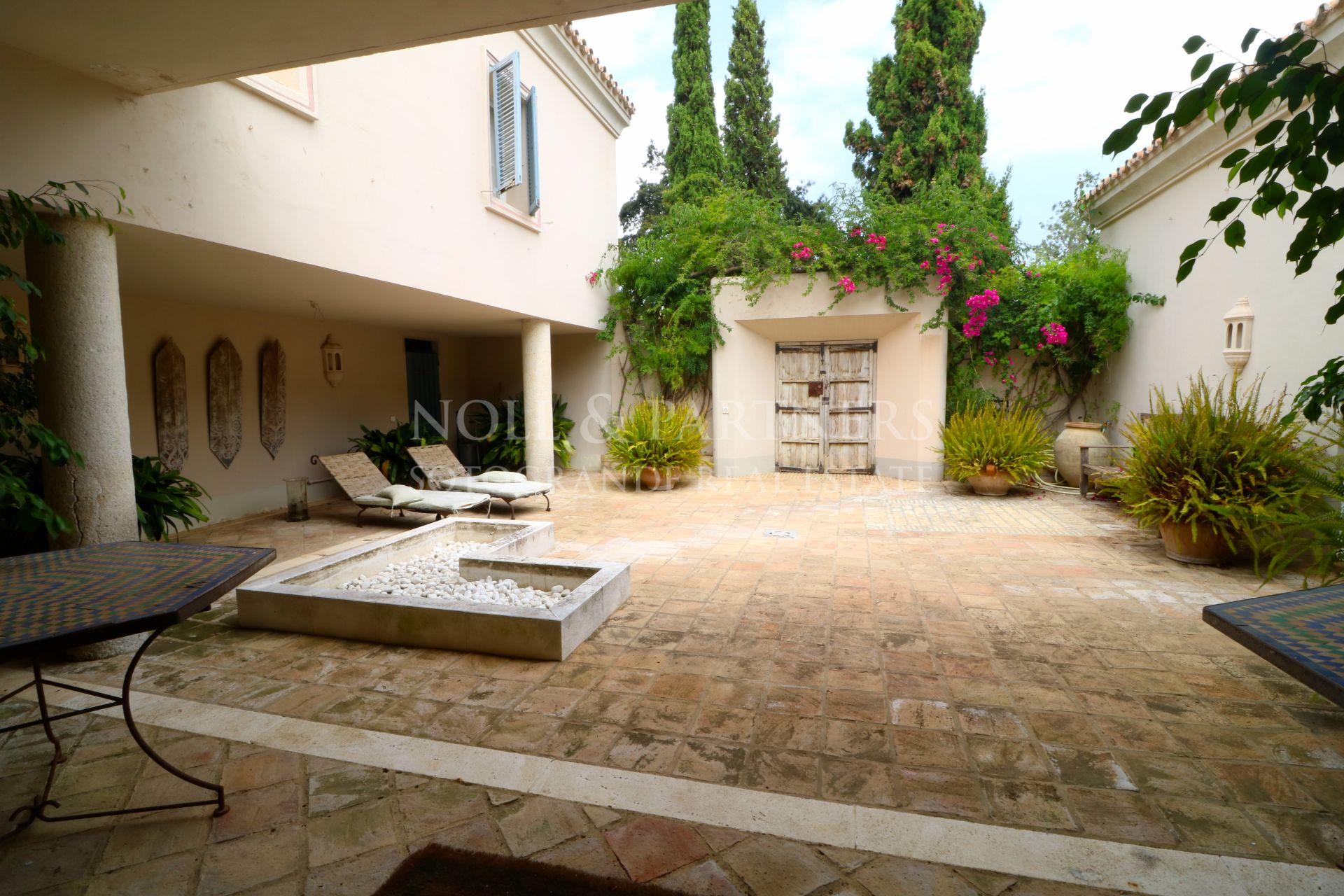 Sotogrande, Villa for sale Altos de Valderrama