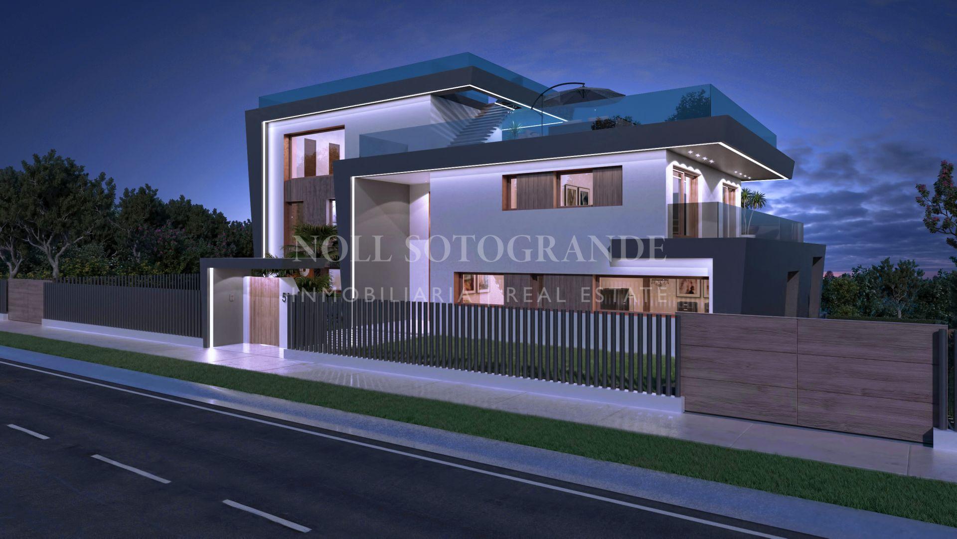 Building Plot for sale Sotogrande Alto
