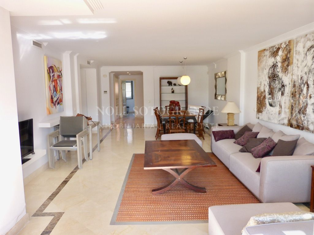 Isla Tortuga Sotogrande Marina, Penthouse For Sale