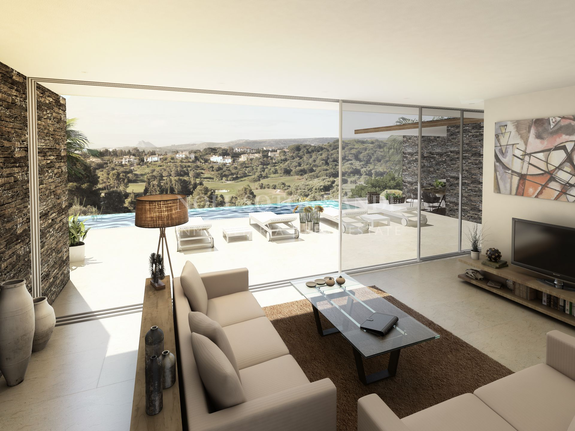 Luxusvilla off-plan in La Reserva de Sotogrande