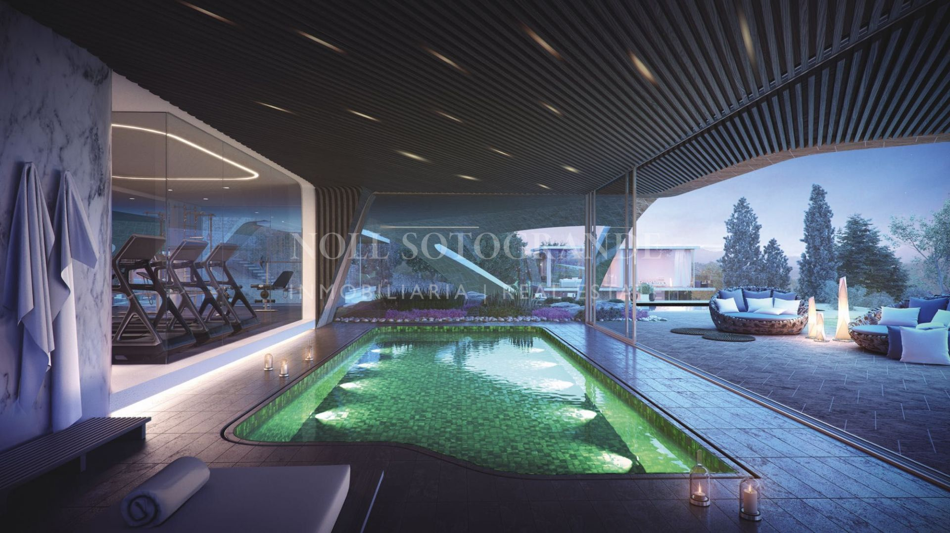 UNStudio-Villa in THE SEVEN La Reserva de Sotogrande