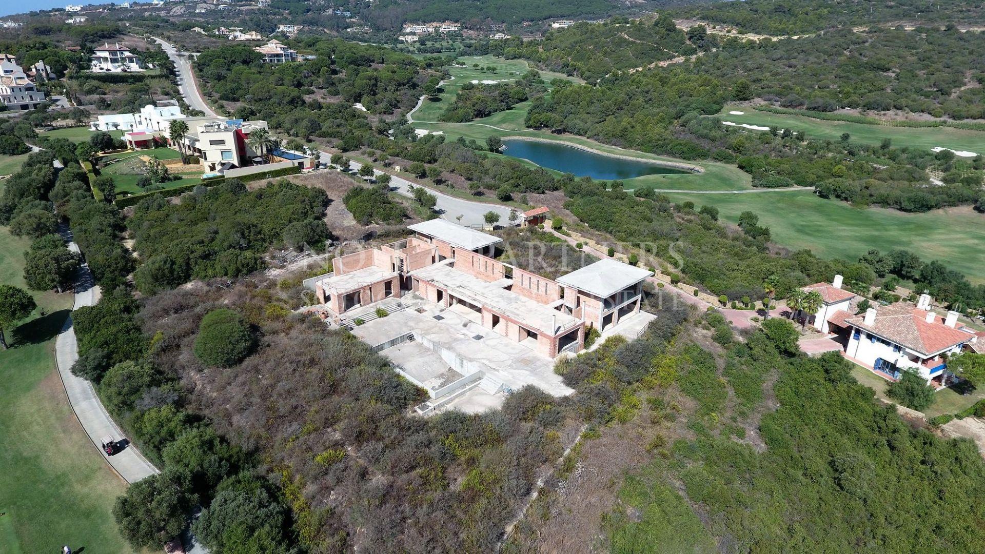 Proyecto de Villa Primera Linea Golf La Reserva
