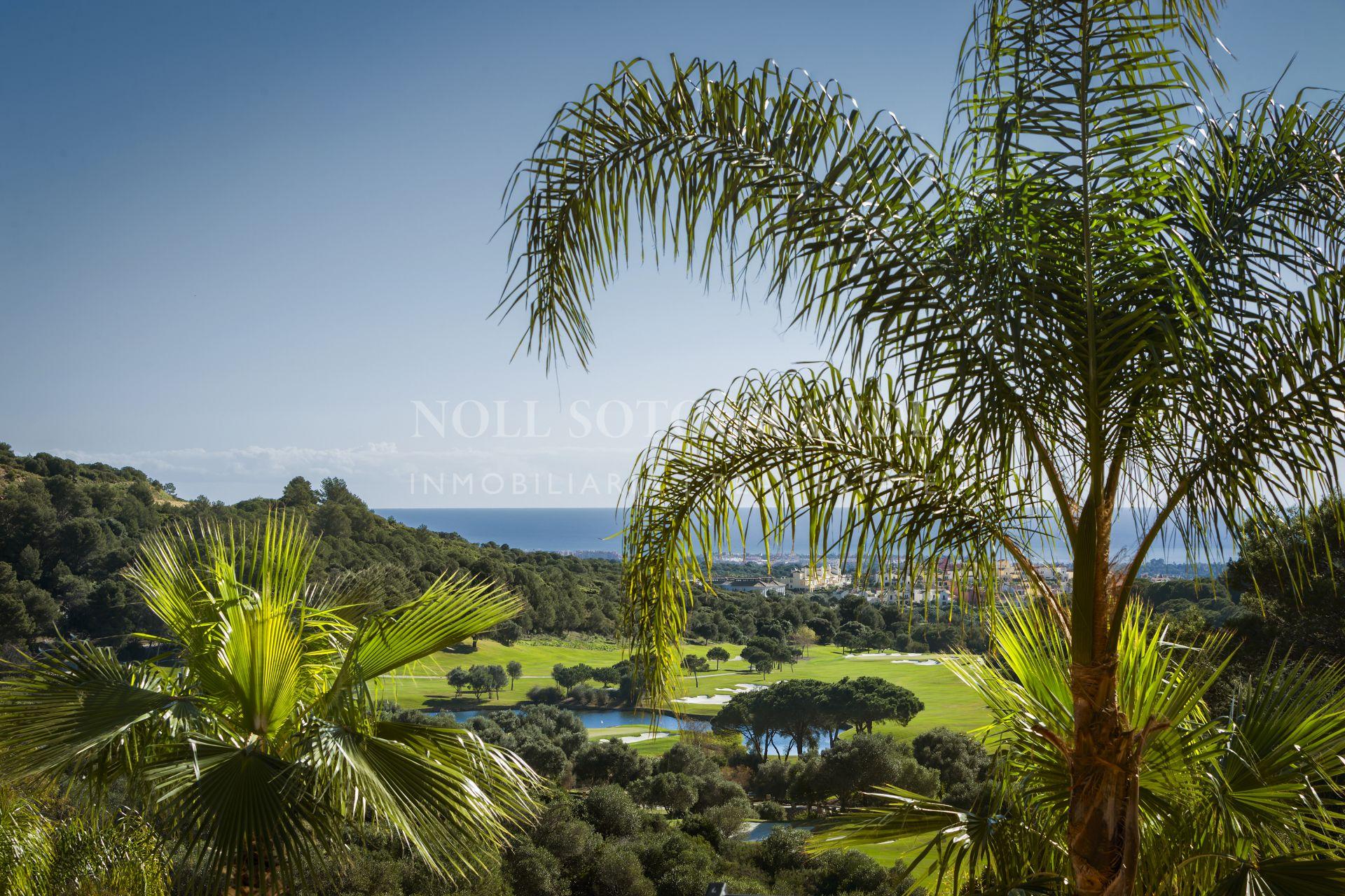 Las mejores vistas al mar de La Reserva de Sotogrande.