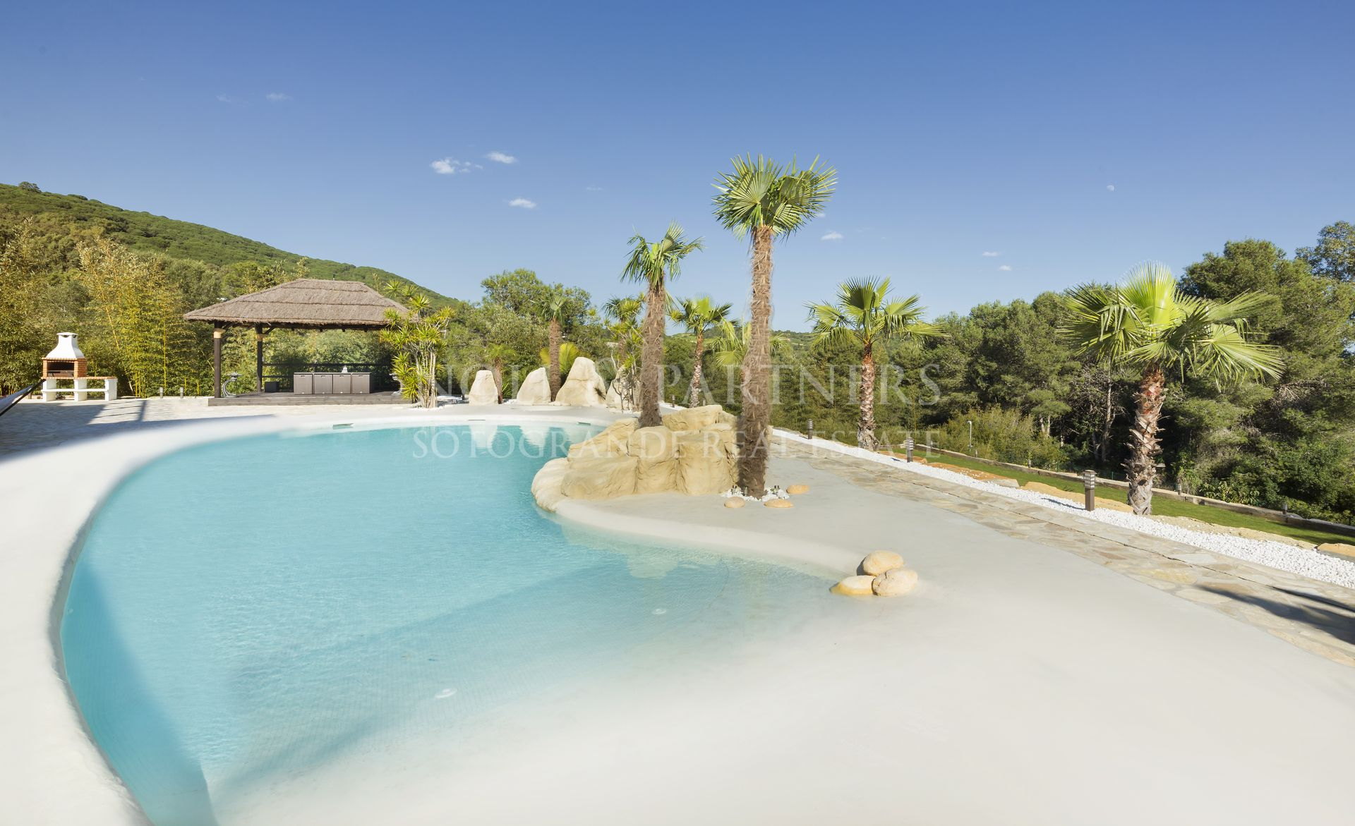 Villa moderna en venta en La Reserva Sotogrande
