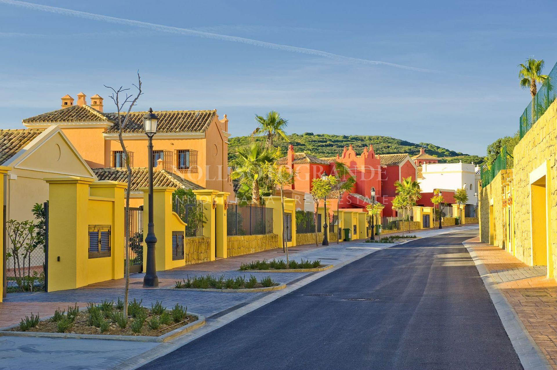 Top quality townhouse for sale La Reserva Sotogrande
