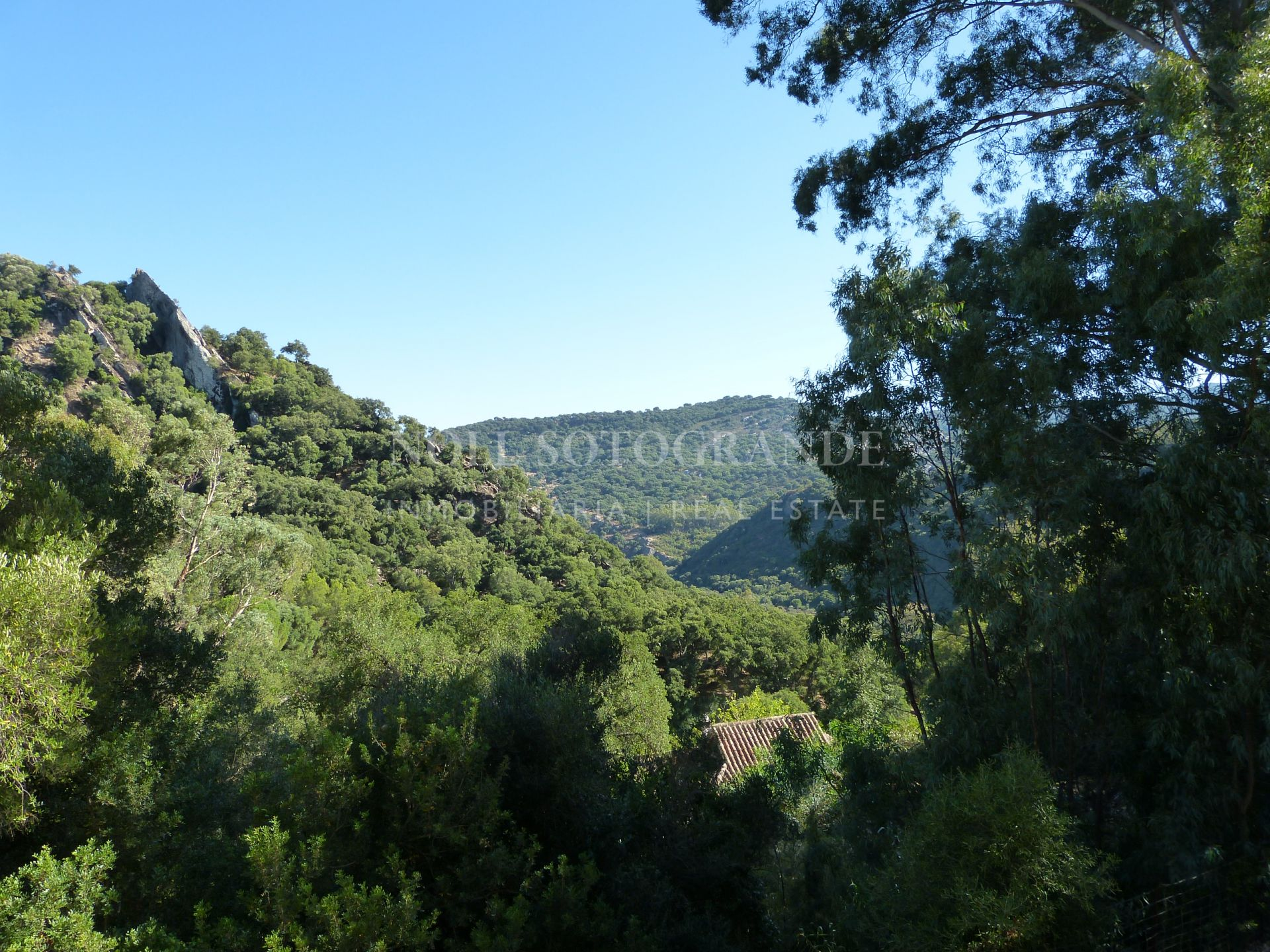 Country home for sale close to Jimena de la Frontera