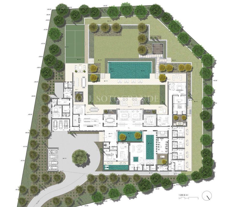 Exceptional Villa for sale Sotogrande Alto