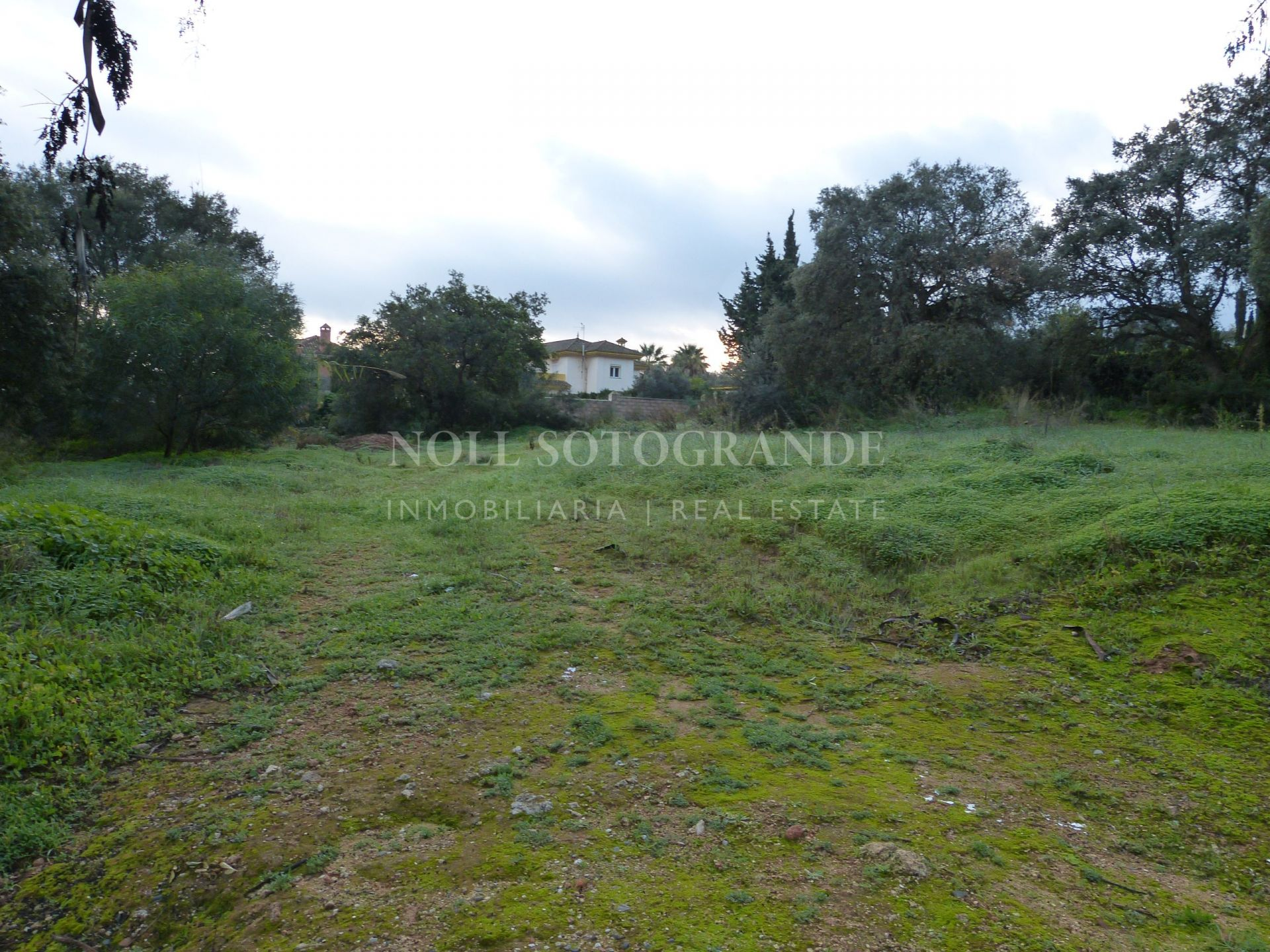 Sotogrande Costa, Plot For Sale in B Zone