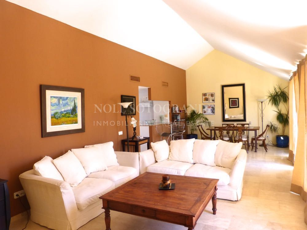 Penthouse by the sea for sale Sotogrande Port