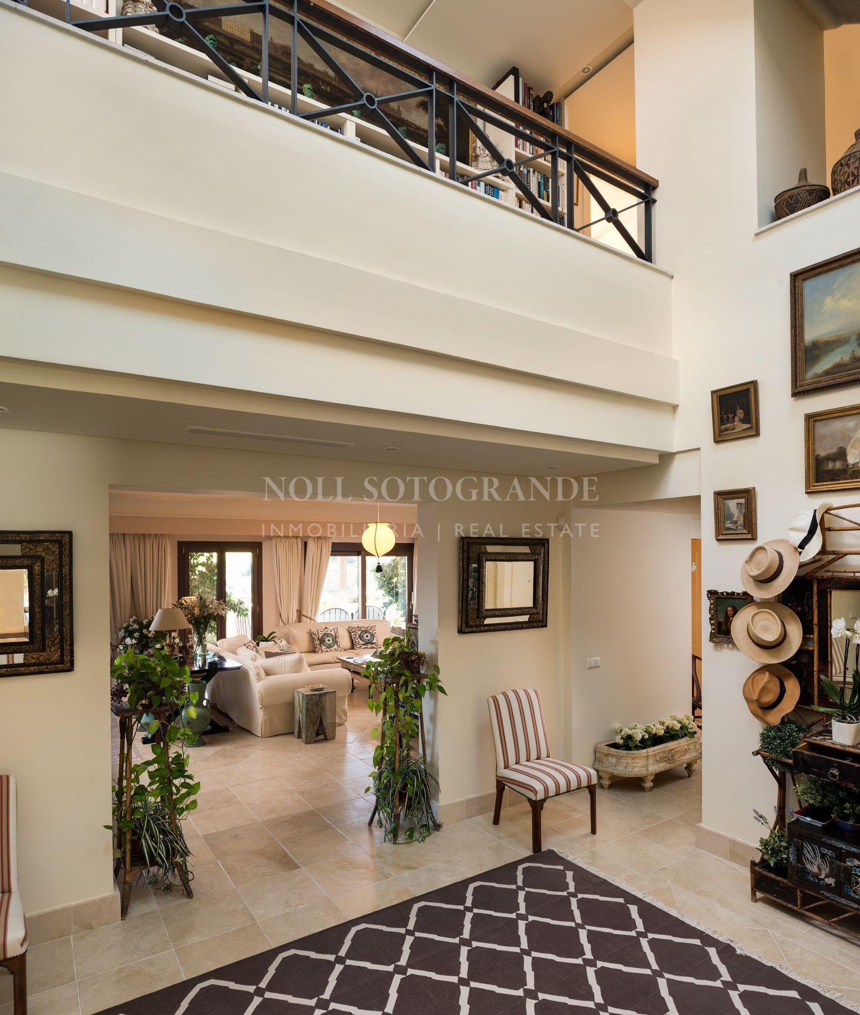 Duplex Penthouse for Sale Valgrande Sotogrande