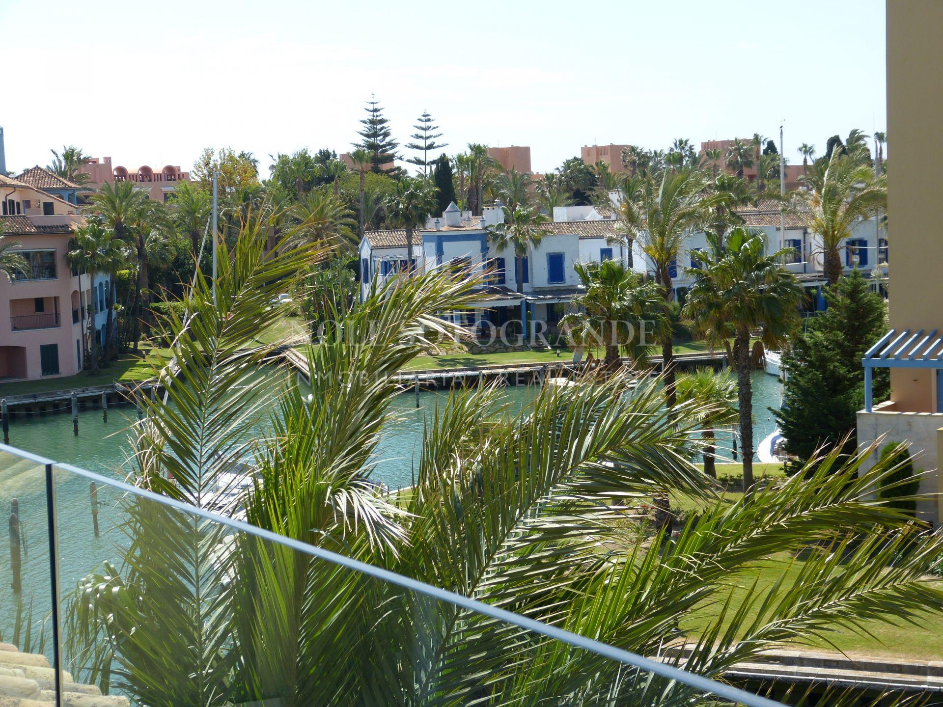 Ribera del Corvo Sotogrande Marina, Luxury Penthouse