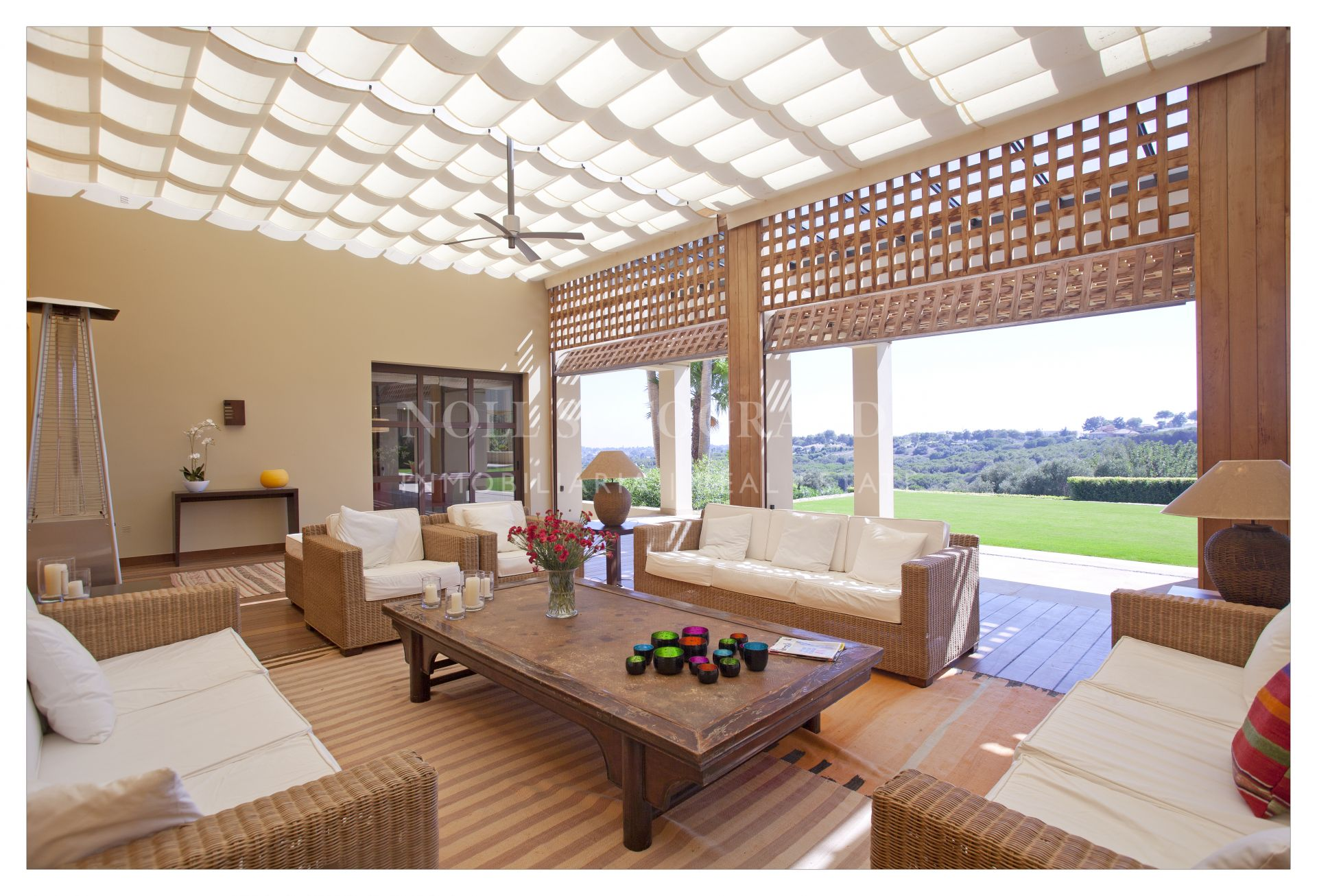 Se vende villa con mucho estilo en La Reserva de Sotogrande