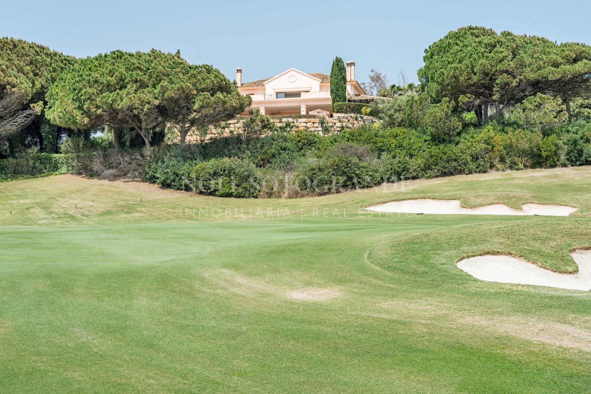 La Reserva de Sotogrande, Villa de lujo con excelentes vistas al mar