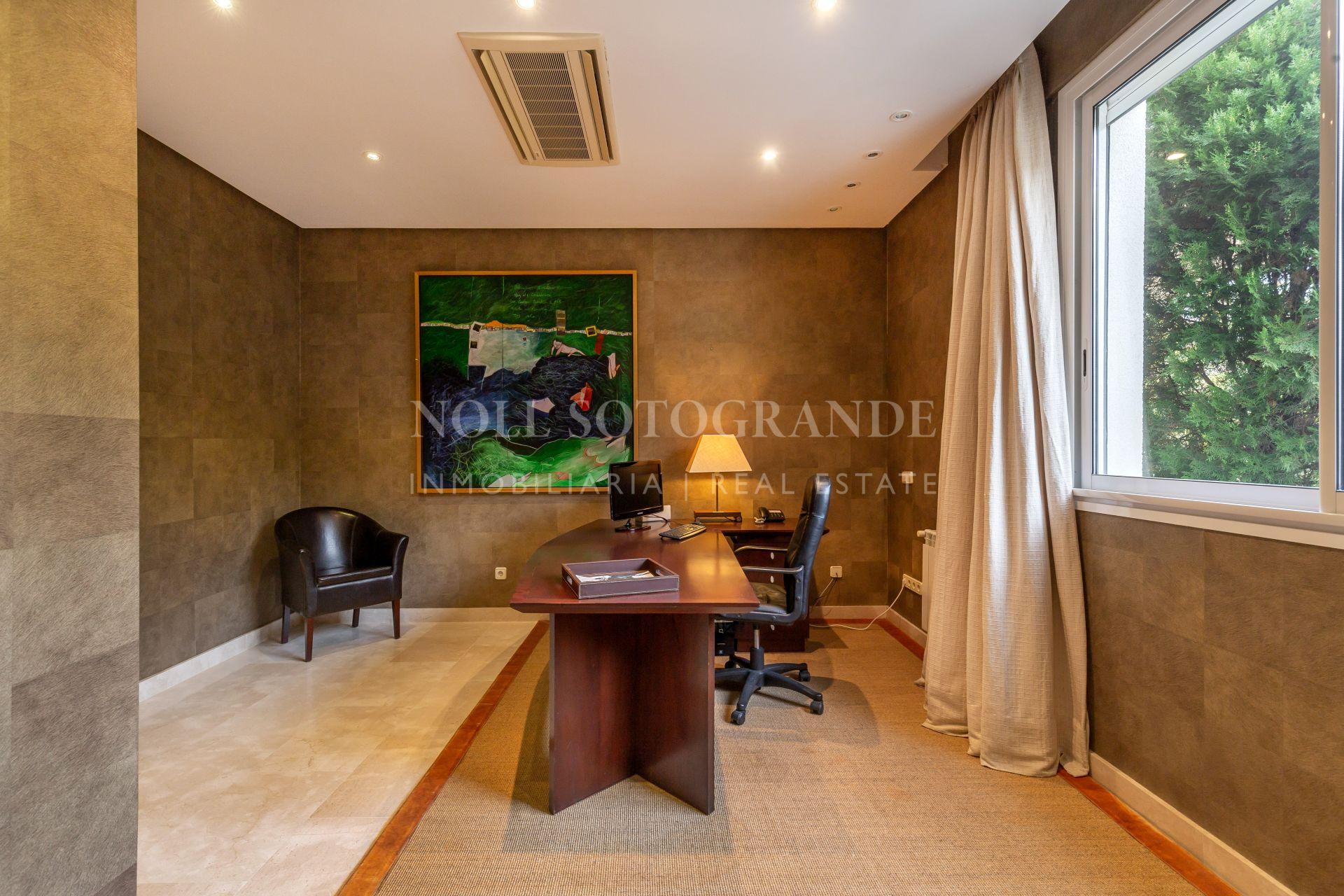 Villa For Sale Sotogrande Alto