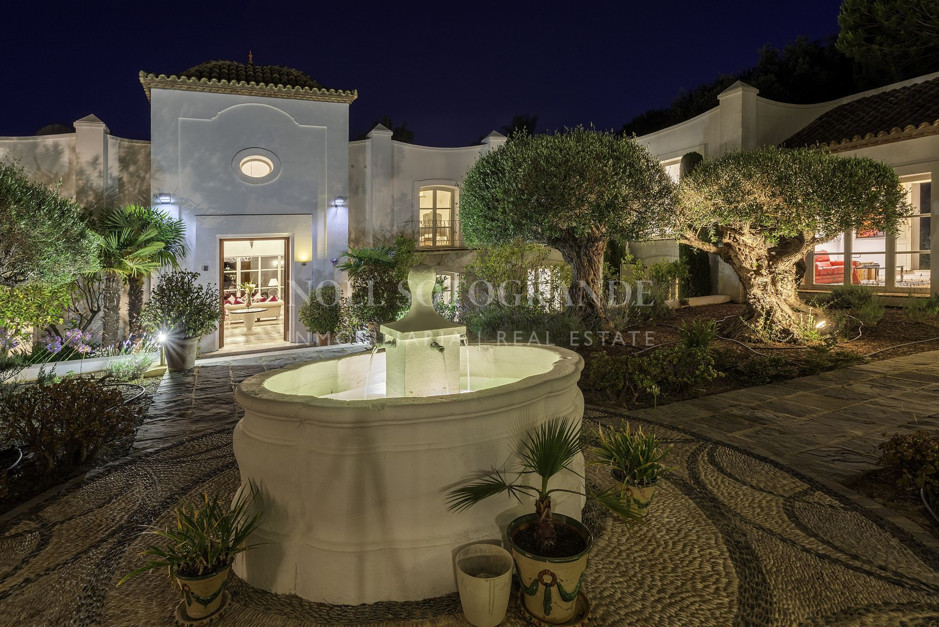 Sotogrande, south facing Luxury Villa