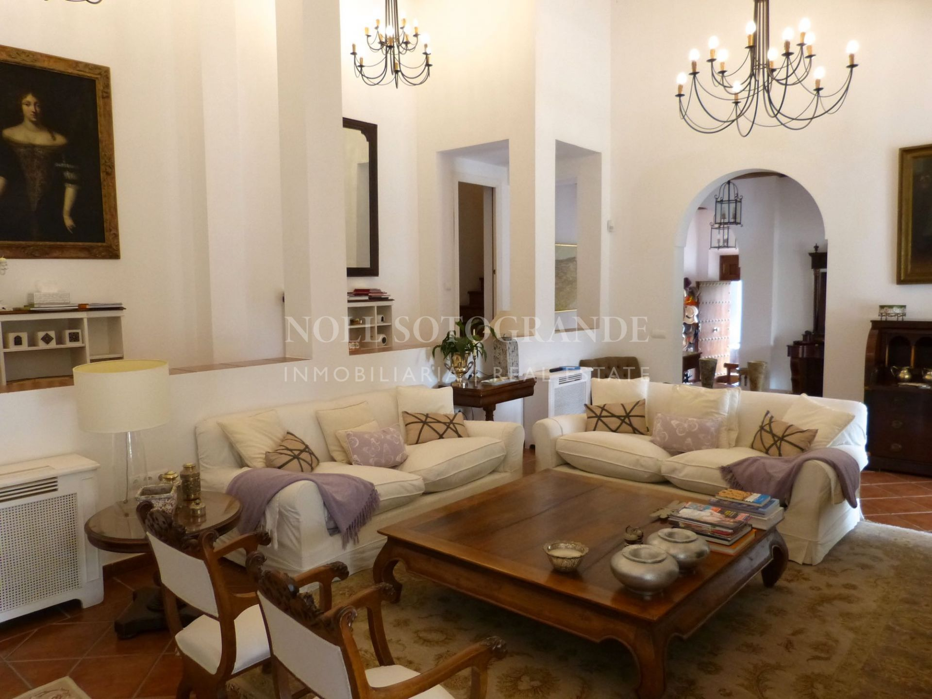Charming traditional home for sale Sotogrande Costa