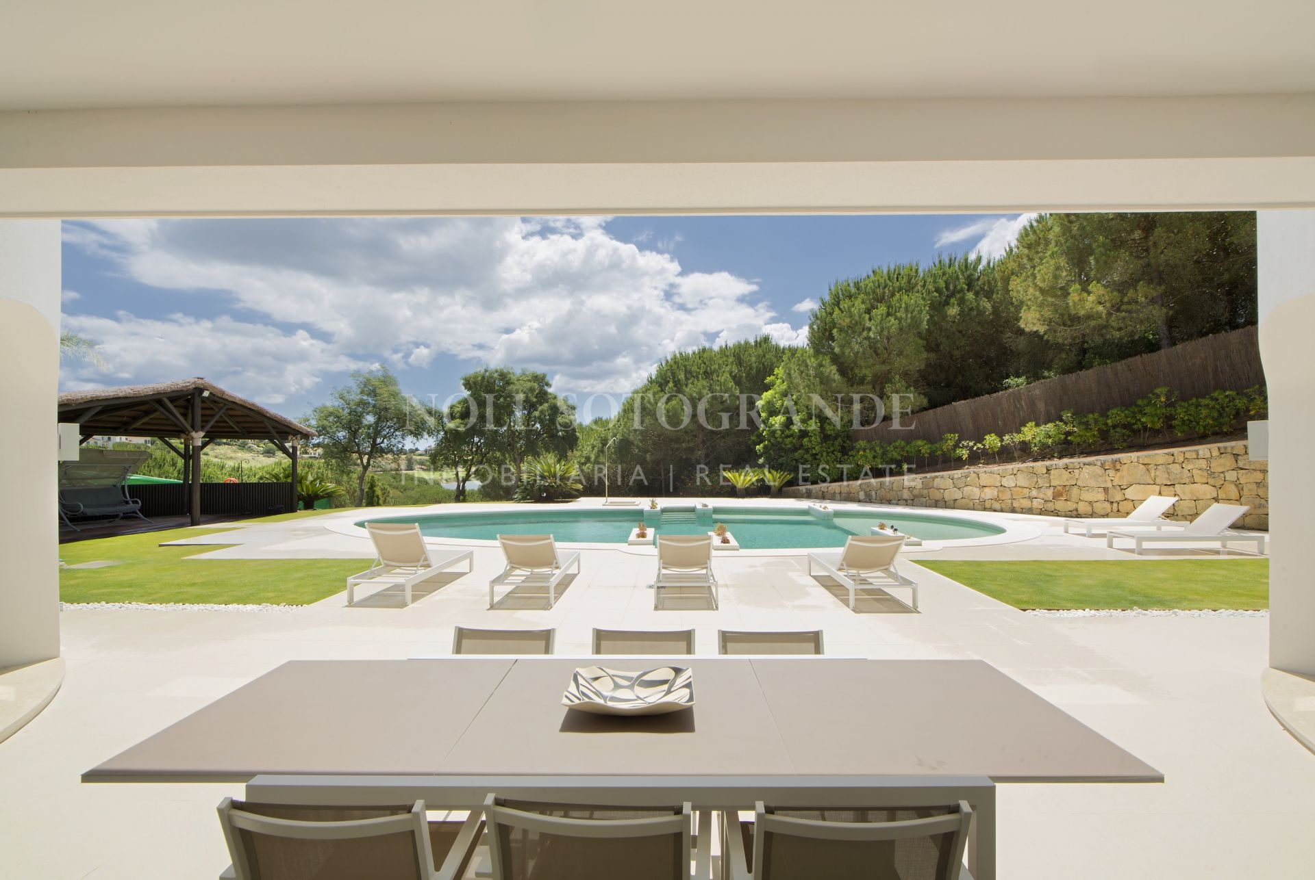 Spectacular Villa for sale Sotogrande Alto