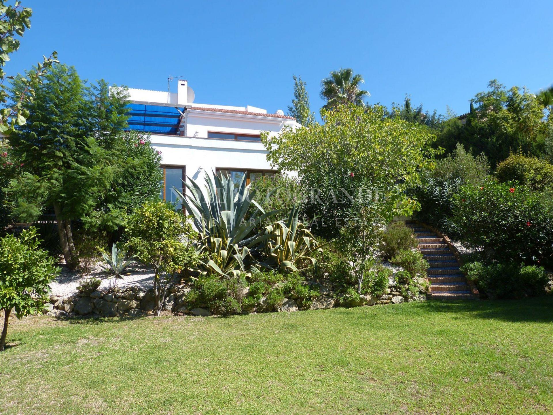 House in quiet location for sale Sotogrande Costa