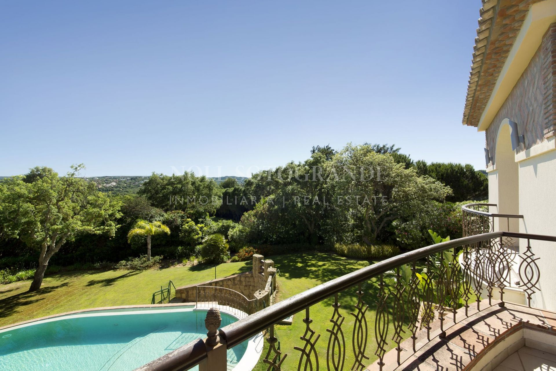 Sotogrande, Luxury Villa By Valderrama Golf Course for sale