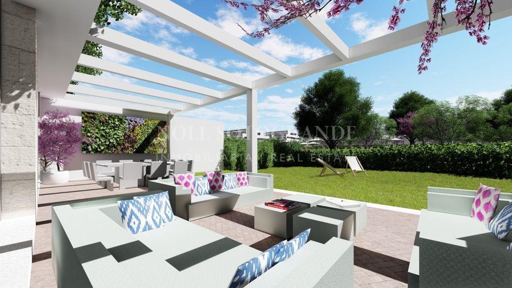 Senda Chica Sotogrande, apartamentos contemporáneos en venta en Sotogrande