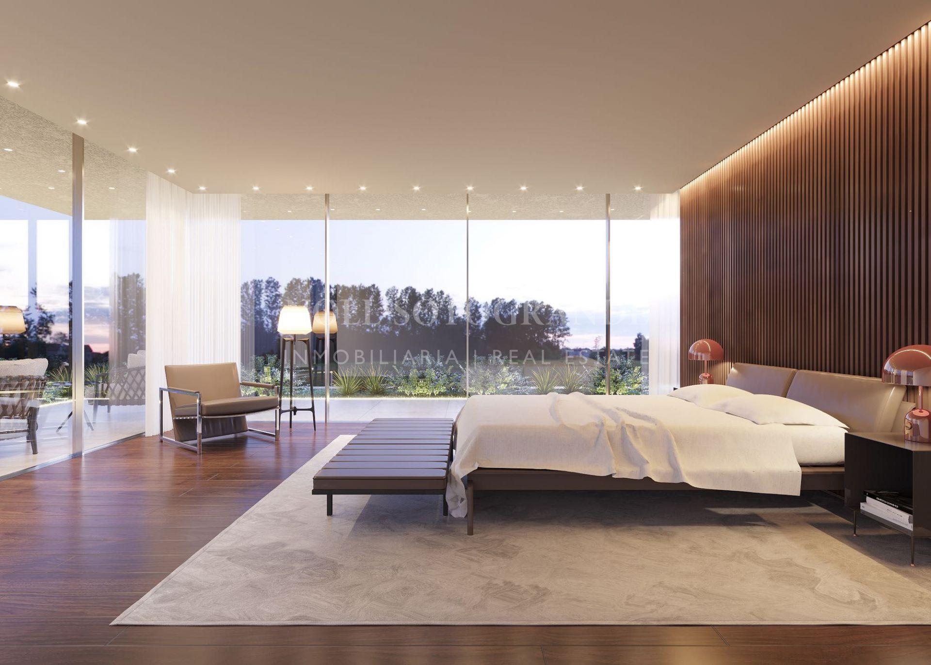 Luxury Gardens - Contemporary Villa Sotogrande Los Altos de Valderrama