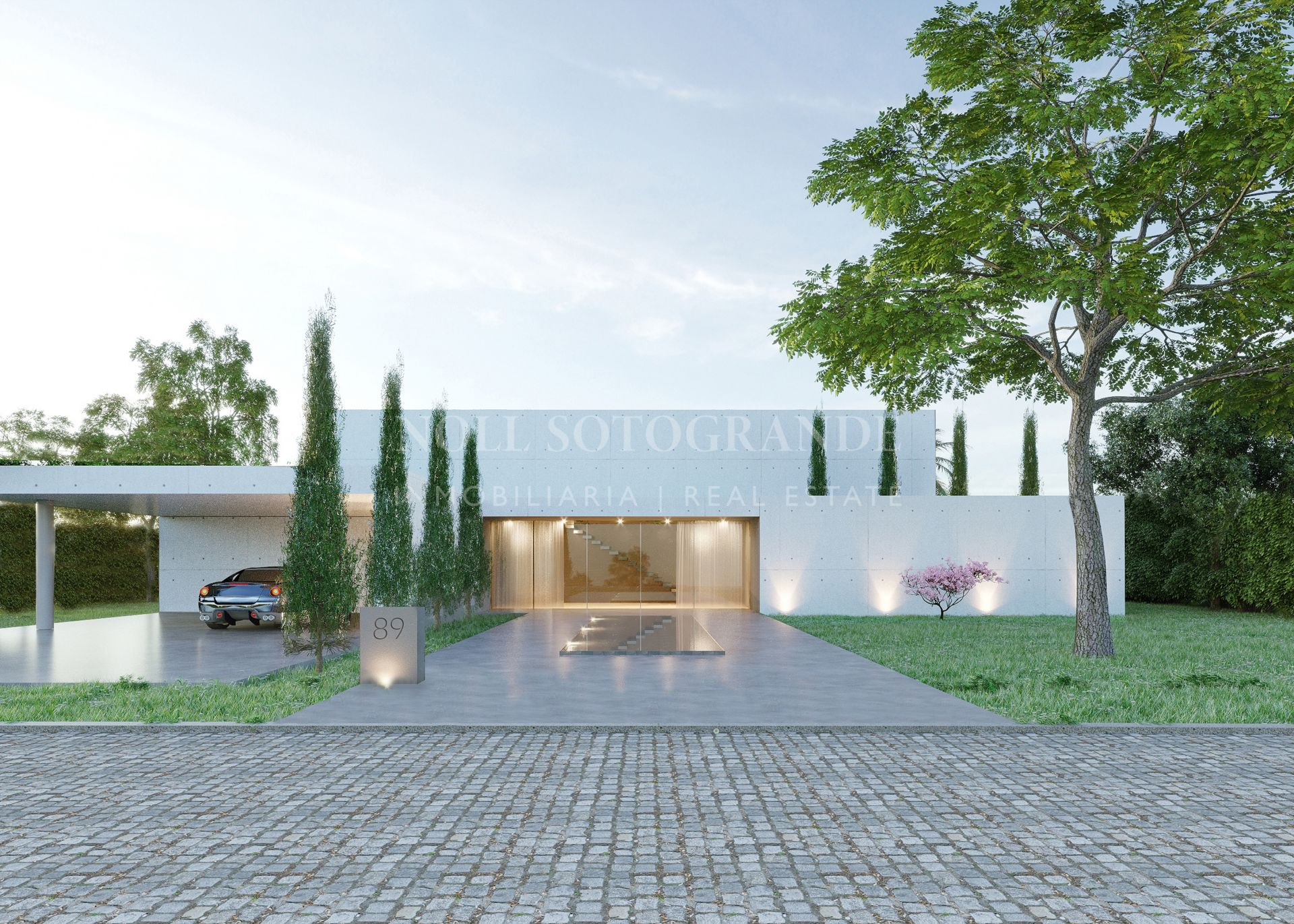 Luxury Gardens- Contemporary Villa- Sotogrande Los Altos de Valedrrama