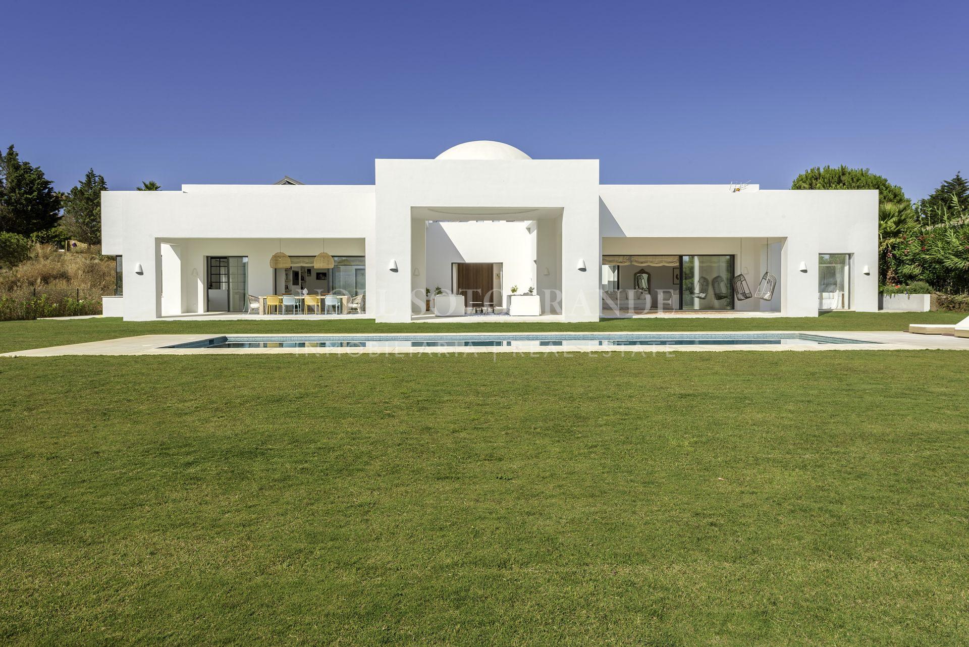 Contemporary Villa For Sale Sotogrande Alto