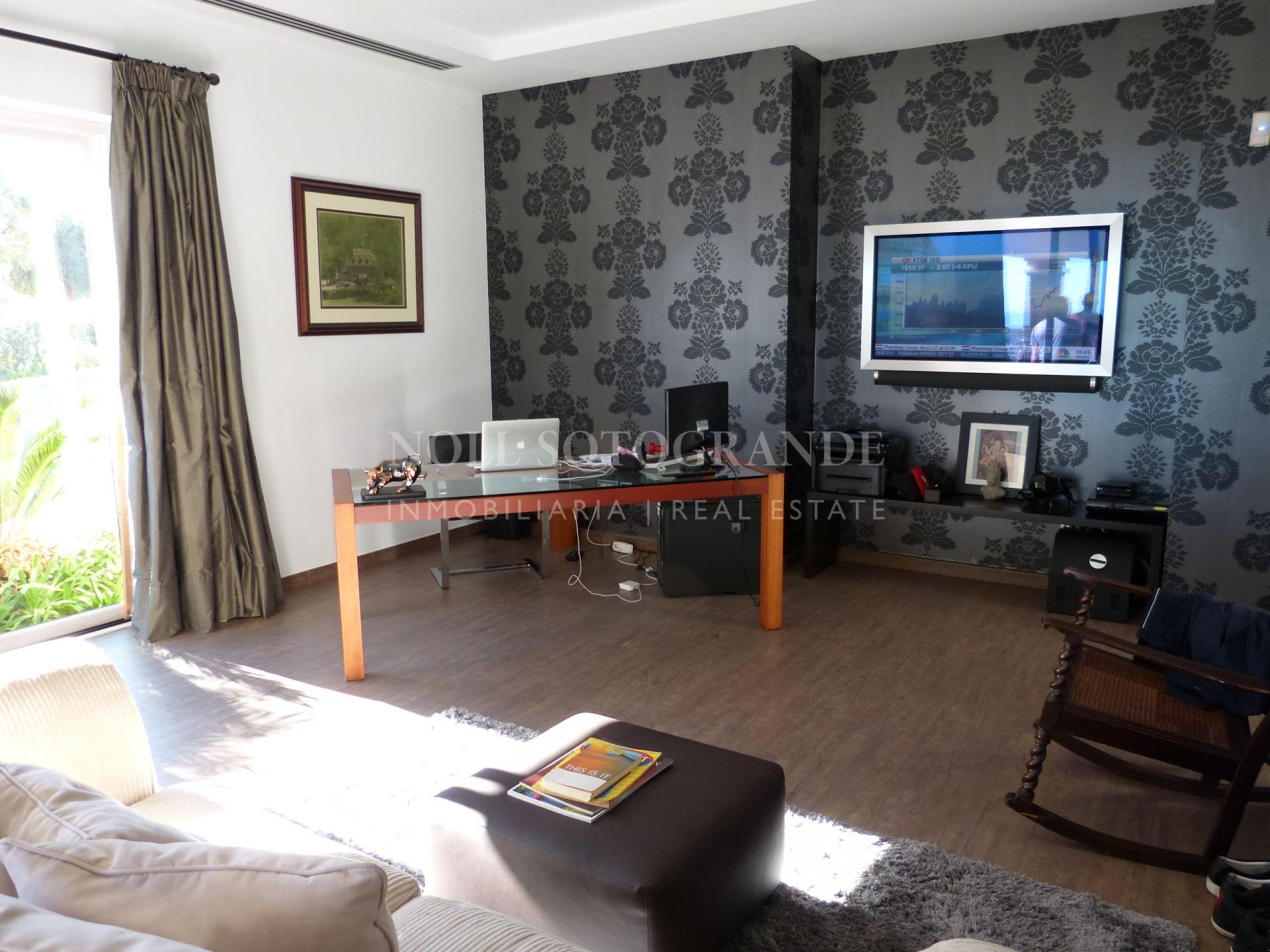 Villa available for rent Sotogrande-La Reserva