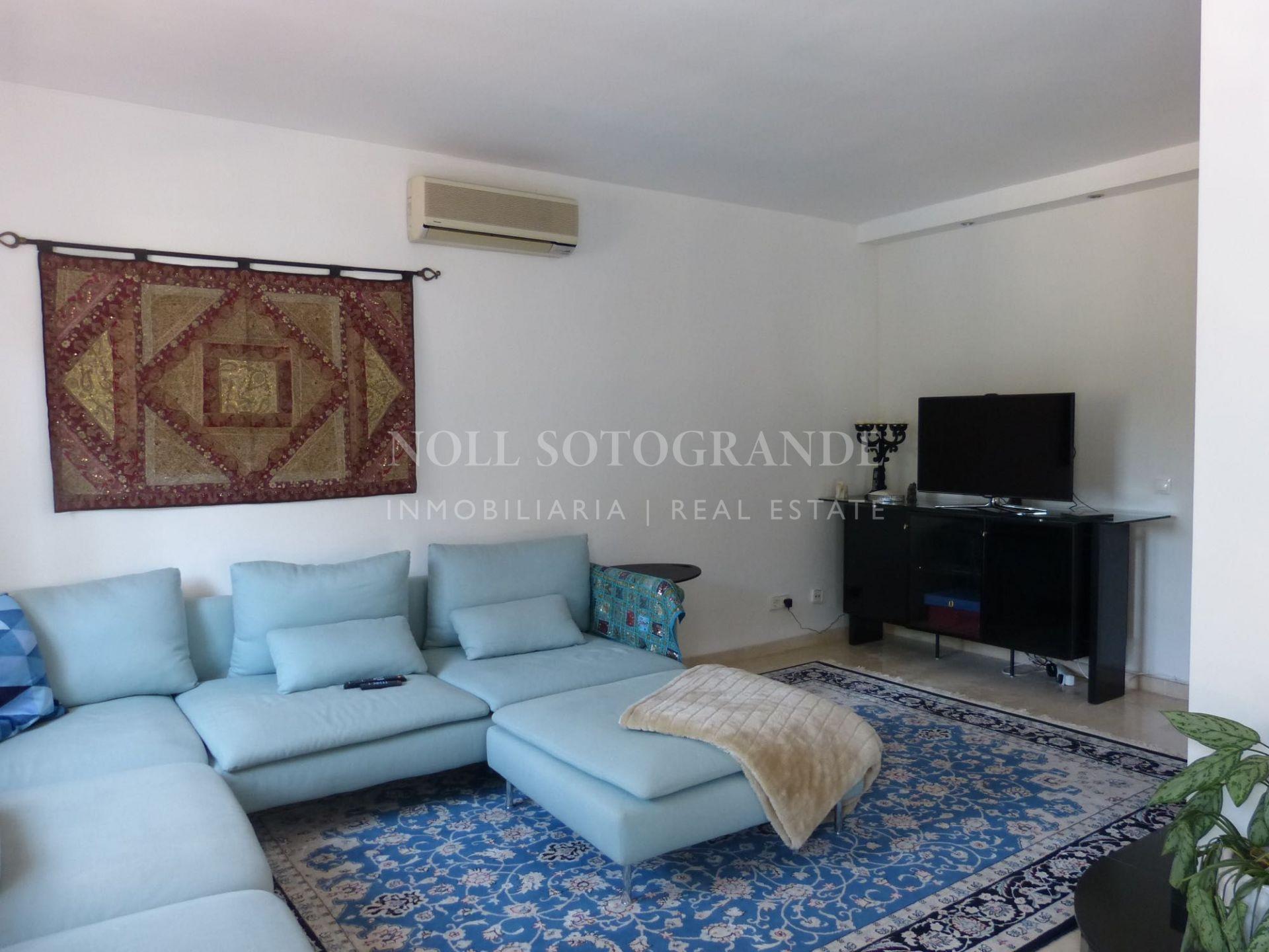 Villa for rent Sotogrande Costa