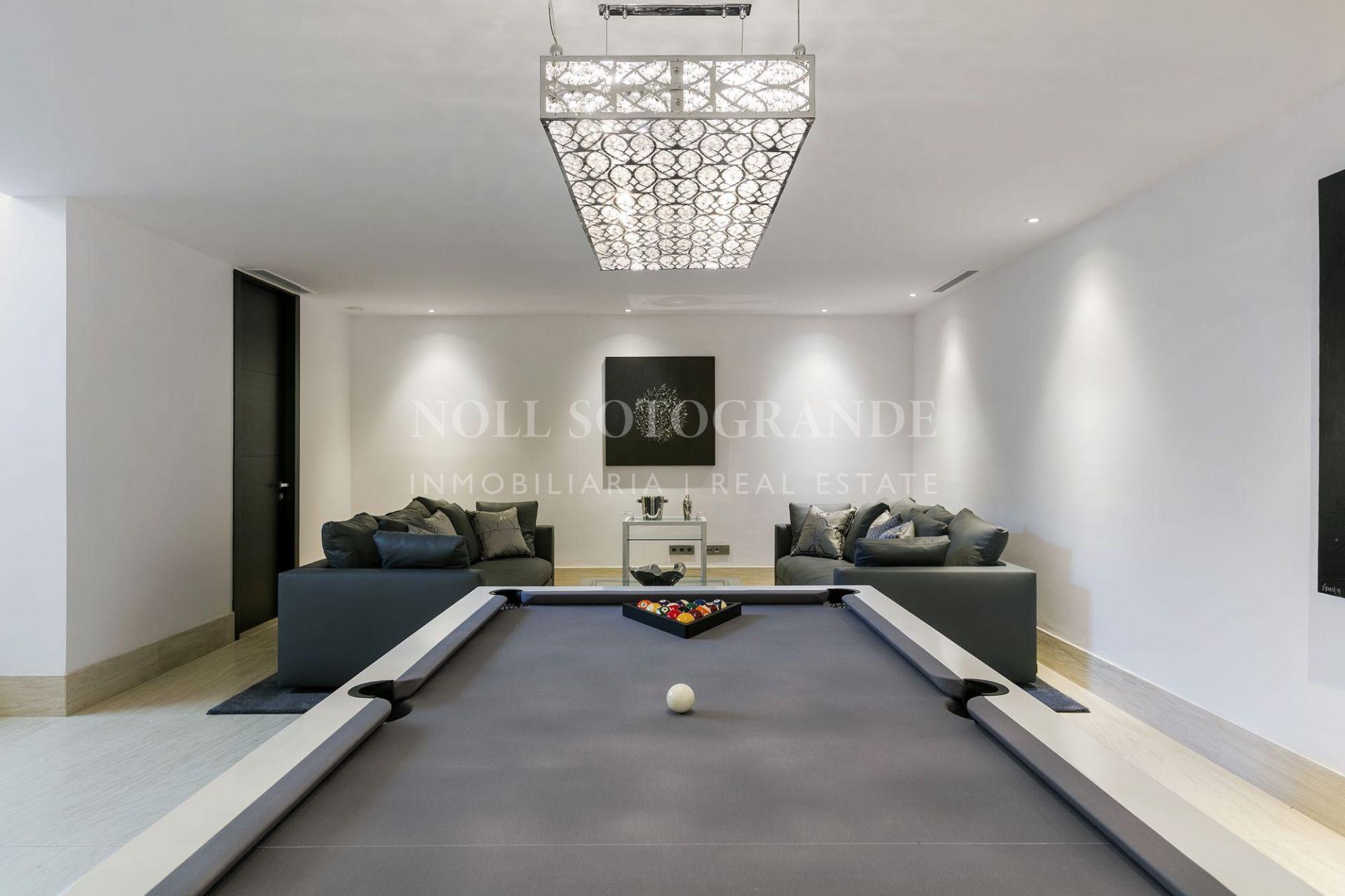 Sotogrande, Luxury Villa by Ark Architects