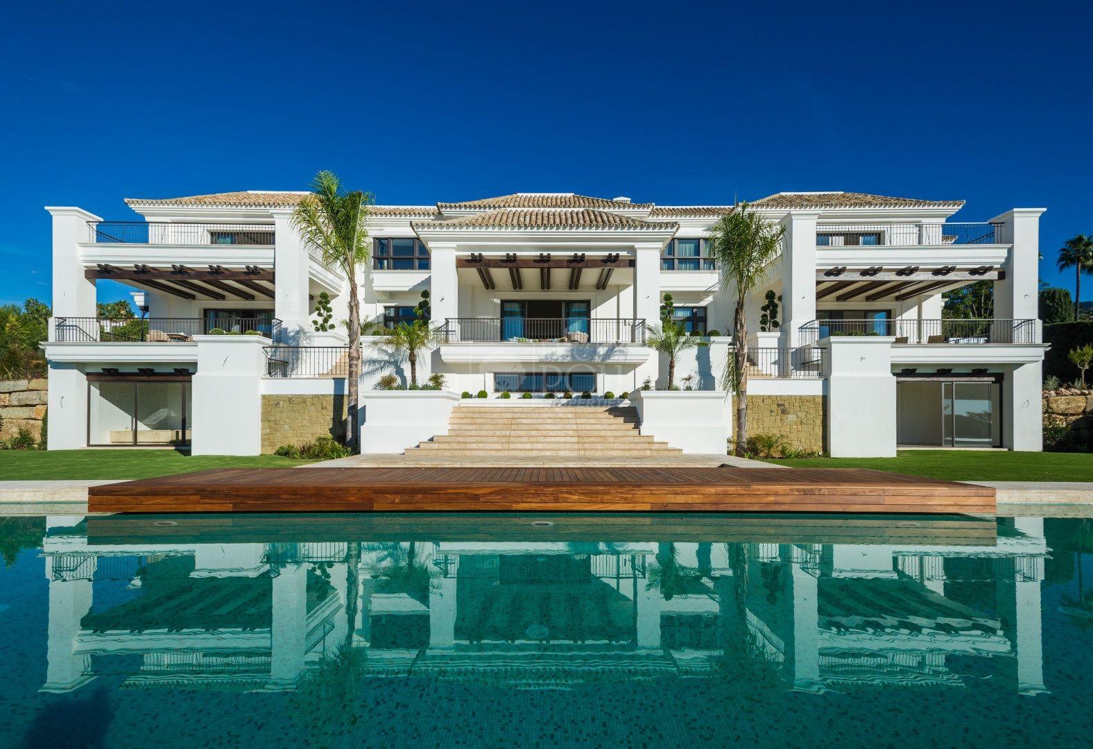 Villa en venta en Sierra Blanca, Marbella Golden Mile, Marbella