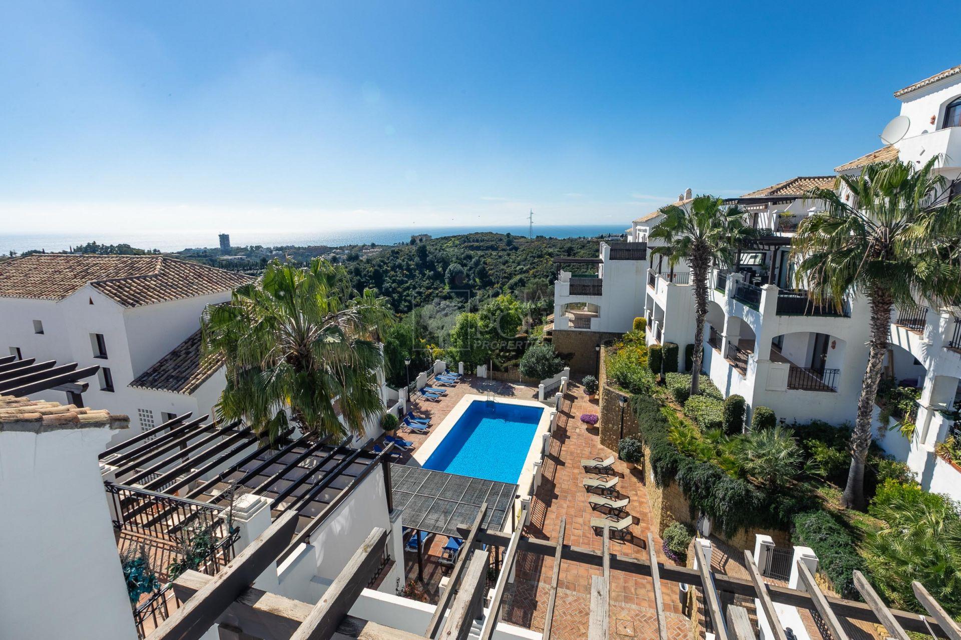 Duplex Penthouse for sale in Los Altos de los Monteros, Marbella East, Marbella