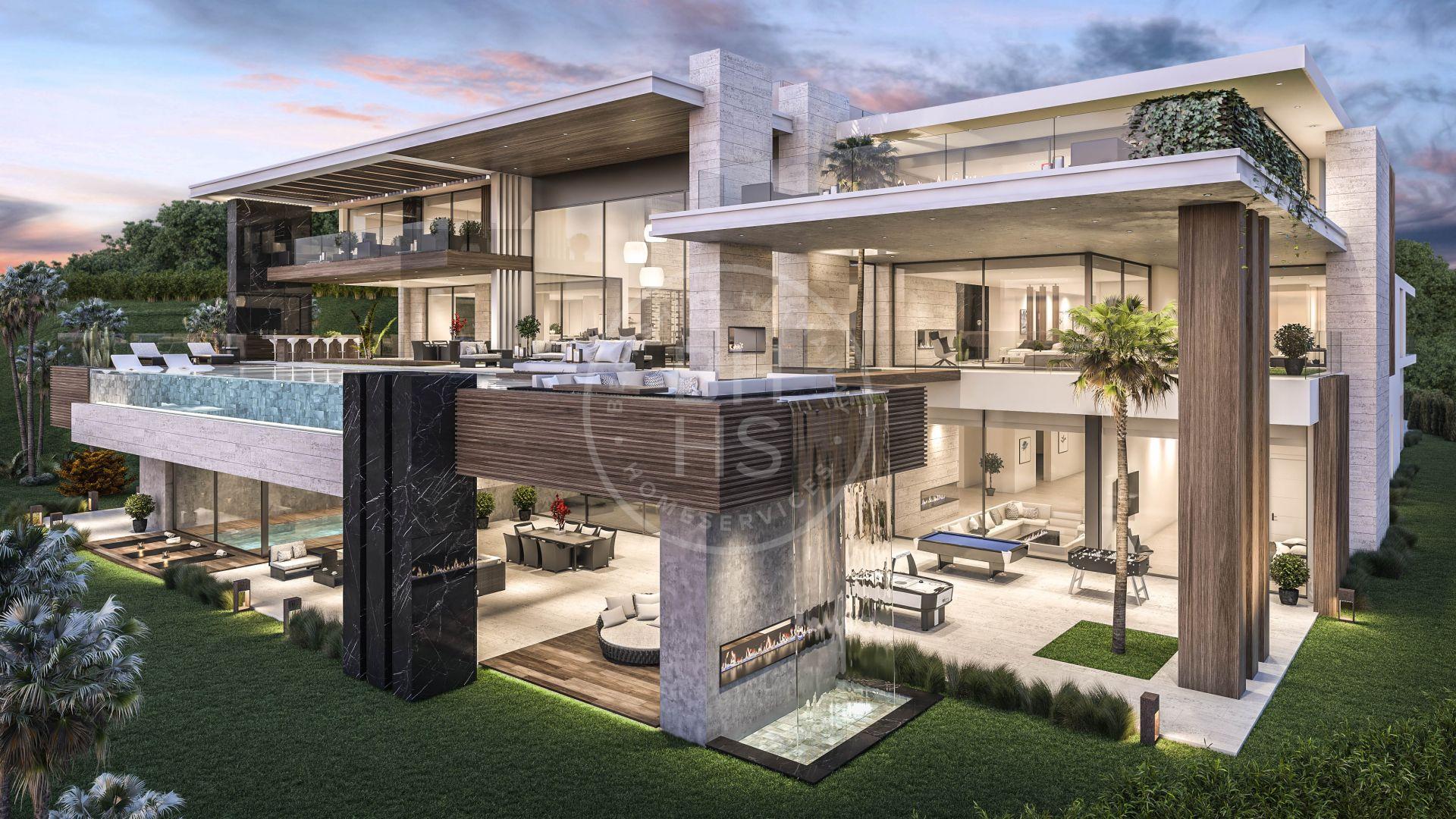Impressive Off Plan Villa In La Zagaleta
