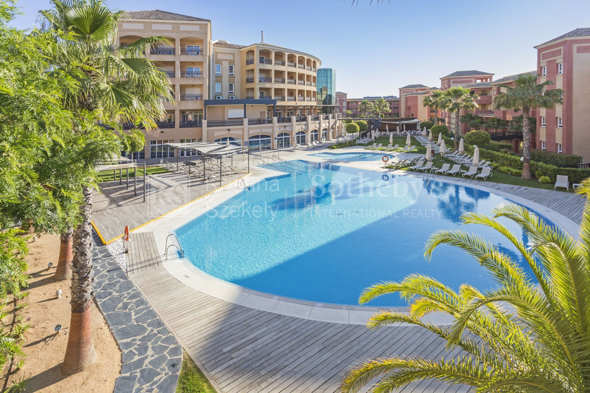 Villa en Resort de Golf en Islantilla