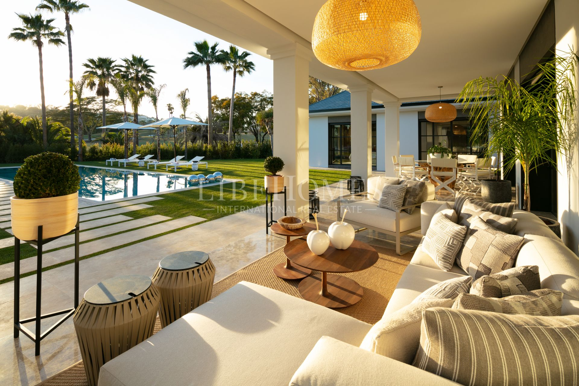 Villa for sale in Brisas del Golf, Marbella Nueva Andalucia