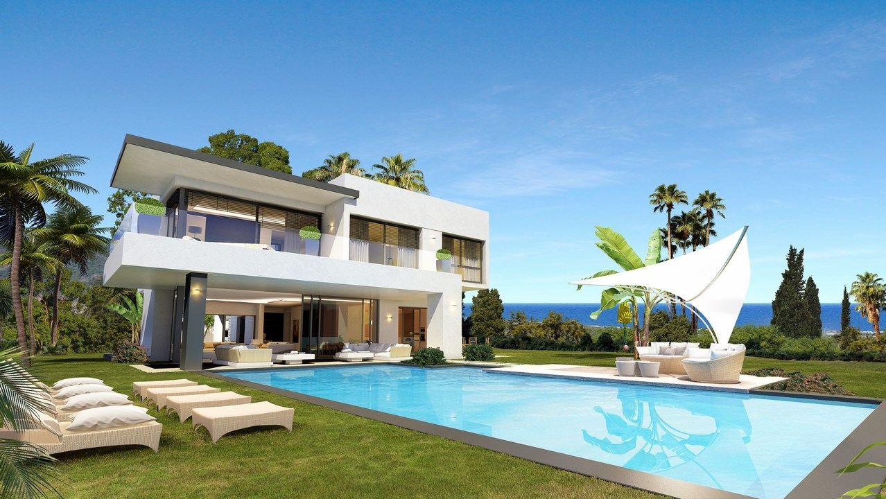 Holiday Villas Marbella Golden Mile