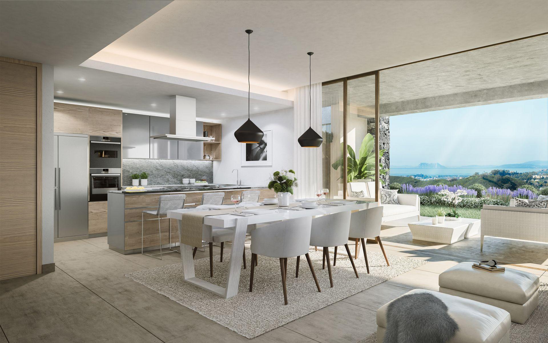 Moderne Wohnungen Im Einzigartigen Design Zu Verkaufen In La Quinta
